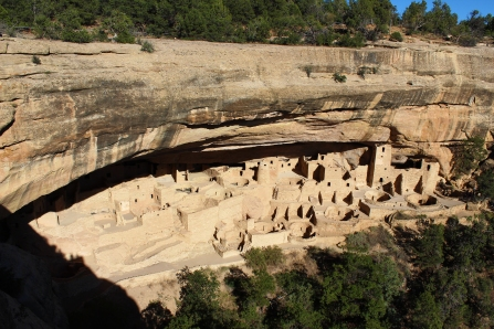 Mesa Verde Wide Shot