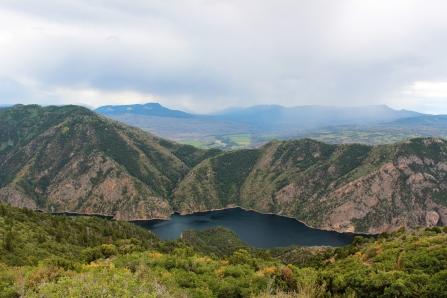 Mountain Lake in New Mexico