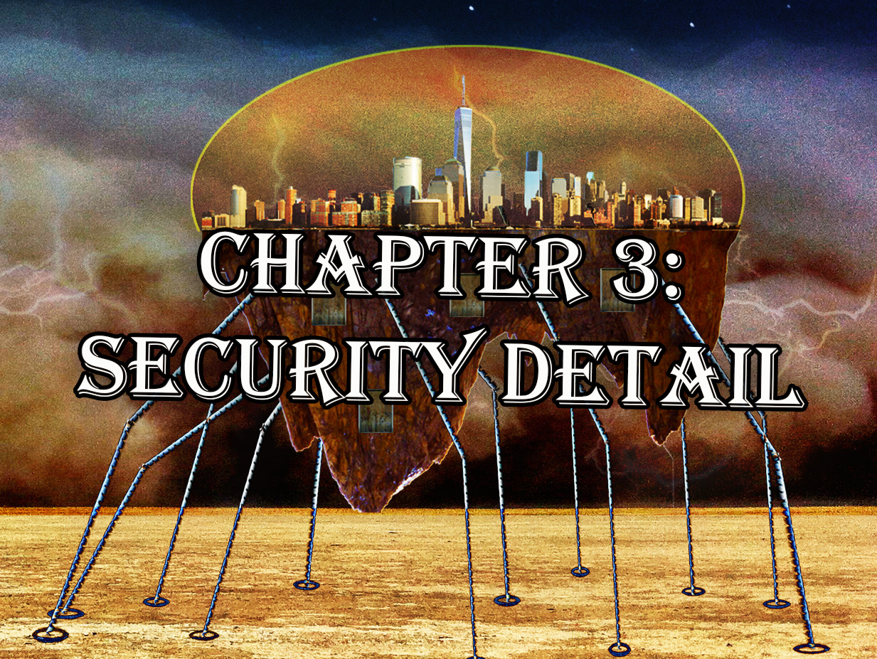 Chapter 3 Security Detail