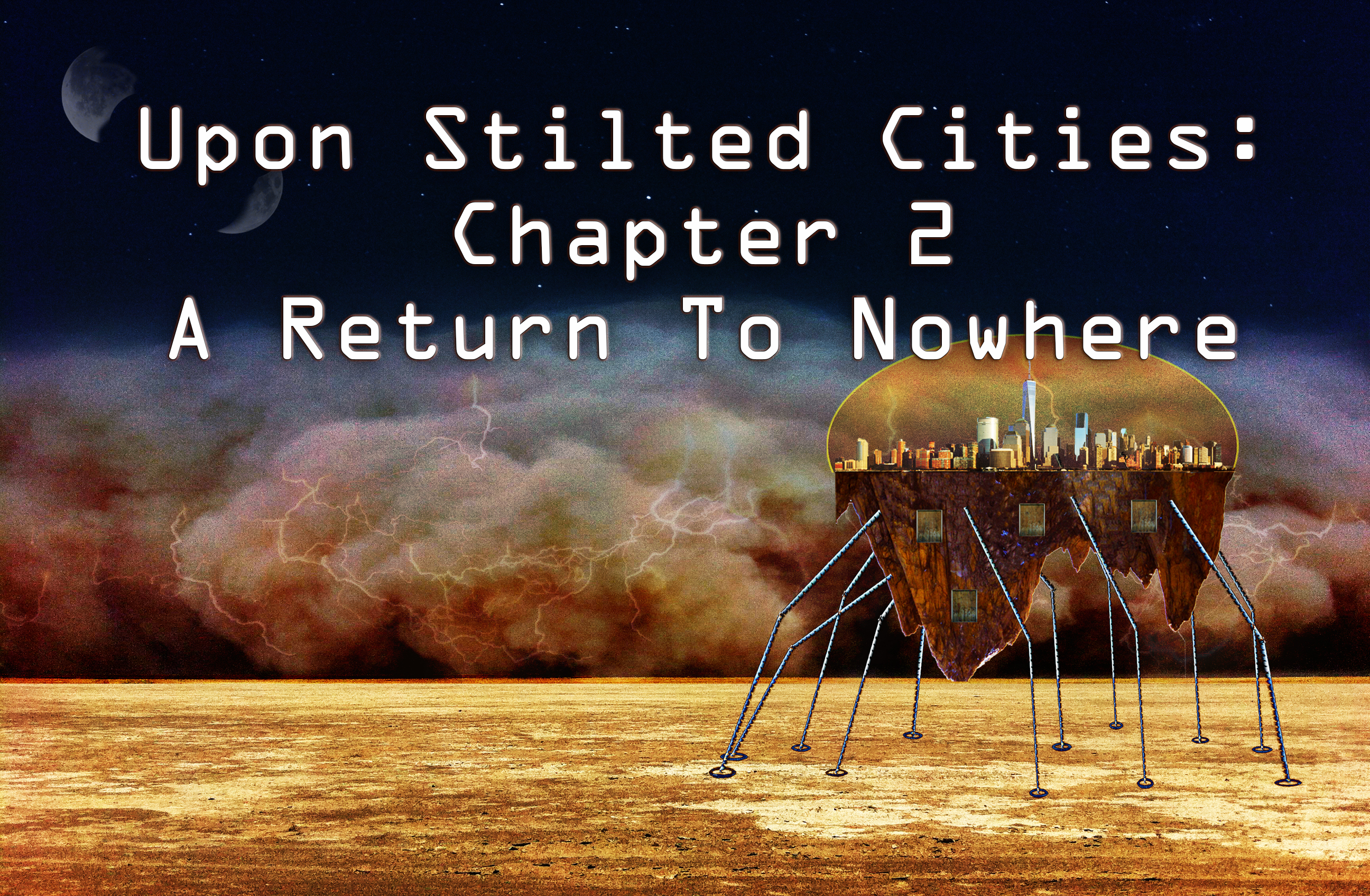 Chapter 2 A Return to Nowhere