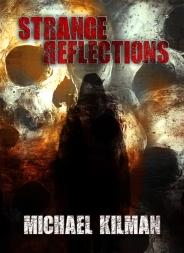 Book Cover for a Horror Novel Concept
